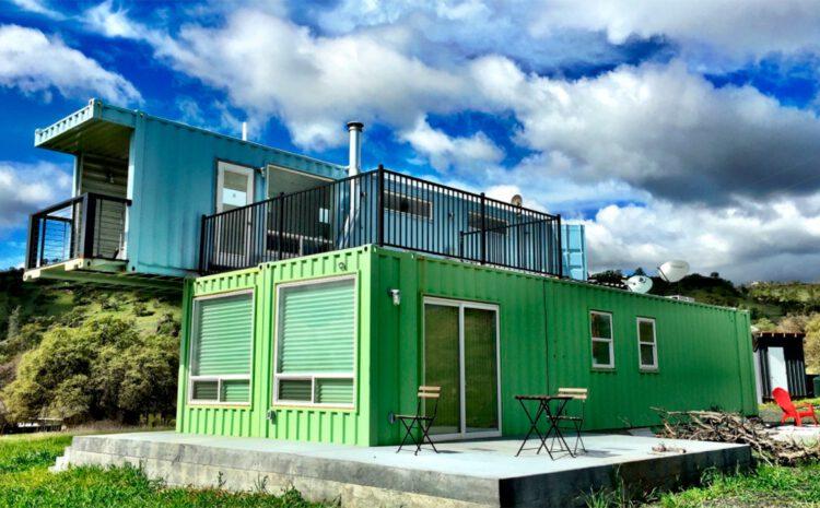 Casas contêineres: tendência em inovação e arquitetura sustentável