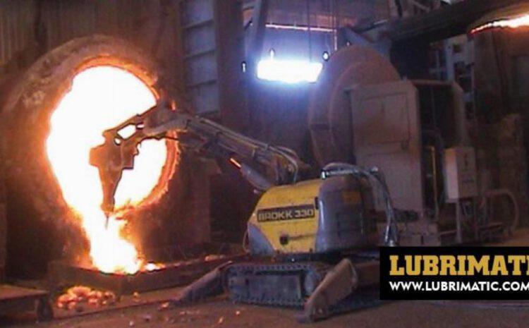 Limpeza de fornos em siderúrgicas: Veja como é feita com especialistas