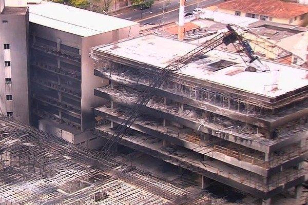 Como eliminar os riscos de acidentes nas obras de demolição