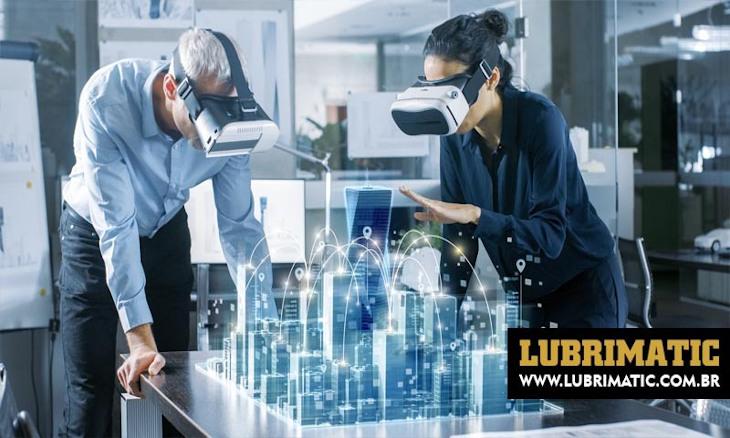 Realidade aumentada (virtual) para prevenção de perdas e erros de projeto